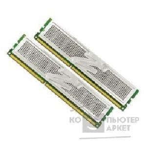 Модуль памяти Ocz DDR-III 2GB PC3-14400 1800MHz Kit 2 x 1GB [OSZ3P18002GK] Platinum Series