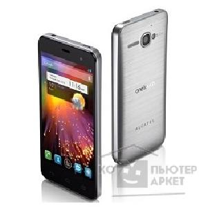 Мобильный телефон Alcatel  One Touch Star Dual Sim 6010D Silver