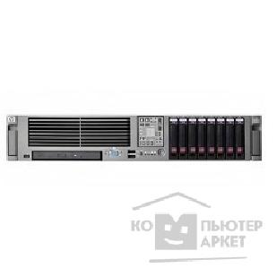 Сервер Hp 470064-626 DL380G5 Xeon E5410 2.33GHz QC/ 2GB PC2-5300/ P400/ 256MB/ Dual NC373i/ DVD+/ -RW/ 146GB/ 2U