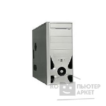 Корпус SuperPower MidiTower SP 6206-C9-PW1 ATX  300W  USB/ AU/ FAN