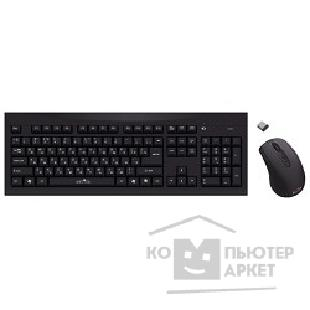 Клавиатура Oklick 210M Wireless Keyboard&Optical Mouse Black USB [612841]