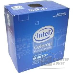 Процессор Intel CPU  Celeron E1200 1.60GHz , 512KB, 800MHz, LGA775 BOX