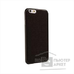 Чехол Ozaki O!coat 0.3 + Canvas case for iPhone 6. Black OC557BK