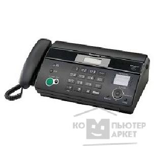 Факс Panasonic KX-FT984RU-B черный