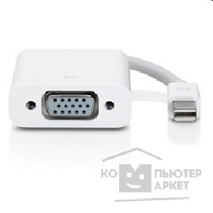 Аксессуар Apple MB572Z/ B  Mini DisplayPort to VGA Adapter