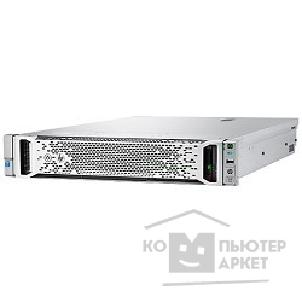"Hp Сервер  ProLiant DL180 Gen9 1 up2 x E5-2623v4 4C 2.6GHz, 1x16GB-R DDR4-2400T, P840/ 4G RAID 1+0/ 5/ 5+0 noHDD 12 LFF 3.5""  1x900W up2 , 2x1Gb/ s,noDVD,iLO4.2, Rack2U, 3-1-1 833974-B21"