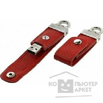 Носитель информации Qumo USB 2.0  8GB Lex [QM8GUD-Lex] Red