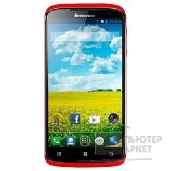Смартфон Lenovo IdeaPhone S820 8GB Red