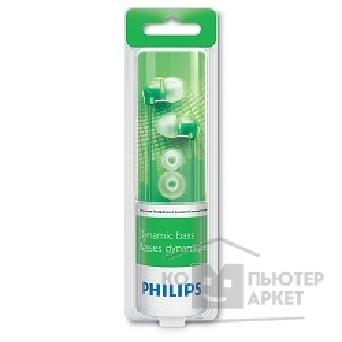 Наушники Philips SHE3590GN/ 10, зеленые