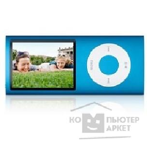 APPLE гаджет MP3 Apple Ipod MB905 iPod nano chromatic 16 Gb MP3 плеер blue