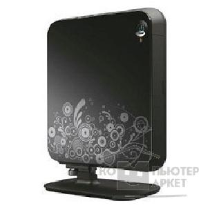 Компьютер 3Q NTP-Sign NM10-B46MeeGo-525  Nettop Qoo! Black/ Atom D525/ NM10/ Wi-Fi/ D-SUB/ 4GB/ 640GB/ MeeGo [53455]
