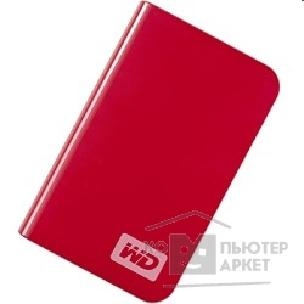 "Носитель информации Western digital HDD 500Gb WDBADB5000ARD-EEUE USB3.0, 2.5"" My Passport Essential, red"