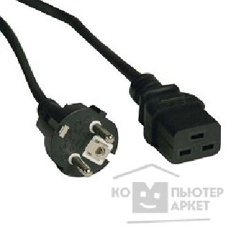 Кабель Tripplite P050-008 AC Power Cord, SCHUKO/ C19, 250V, 10A - 8 ft.