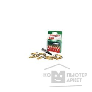 Hammer Набор бит  Flex 203-902 PB set No2 12pcs Ph/ Pz/ Sl/ Tx 12шт. [30736]