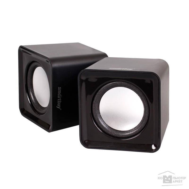 SmartBuy® MINI, мощность 4Вт, USB, черные (SBA-2800)/80/SmartBuy 455883-B21 SBA-2800