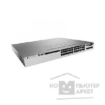 Сетевое оборудование Cisco WS-C3850-24T-E Catalyst 3850 24 Port Data IP Services WS-C3850-24T-E
