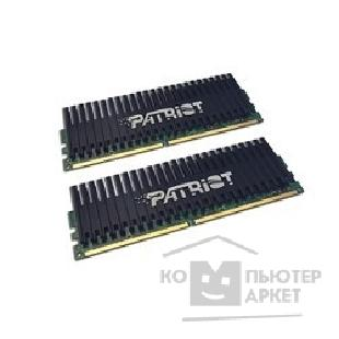 Модуль памяти Patriot DDR-II 2GB PC2-8500 1066MHz Kit 2 x 1Gb [PVS22G8500ELK] Viper DC