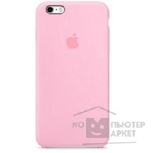 Аксессуар Apple MM6D2ZM/ A  iPhone 6 Plus/ 6s Plus Silicone Case - Light Pink