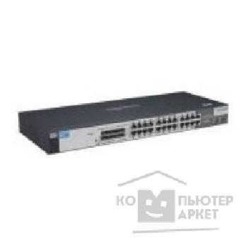 "Сетевое оборудование Hp J9080A  V1700-24 WEB-managed, 22*10/ 100 +2 10/ 100/ 1000 or SFP, Fanless design, 19""  instead of J4818A, J4817A"