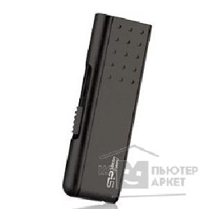 Носитель информации Silicon Power USB 2.0  USB Drive 4Gb, Touch 210 [SP004GBUF2210V1K], black