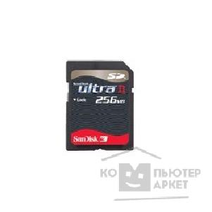 Карта памяти  SanDisk SecureDigital 256MB ULTRA II   SD Memory Card