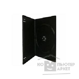 Конверт DVD-box Slim 5mm черный [DVDB-5] уп. 200шт.