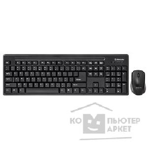 Клавиатура Defender Princeton C-935 RU Black USB [45935]
