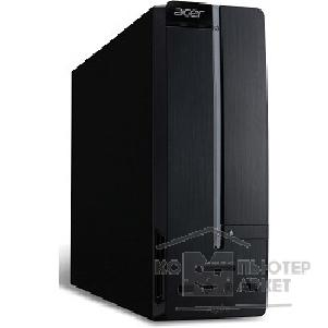 Компьютер Acer Aspire XC600/ Intel Celeron G550 2.60GHz 2c / 2Gb DDR3 1333/ 500Gb 7200/ Intel HD Graphics/ DVDRW/ CR 4-in-1/ PS2 kb+m/ FreeDOS [DT.SLJER.001]