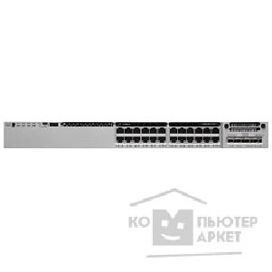 Сетевое оборудование Cisco WS-C3850-24P-L  Catalyst 3850 24 Port PoE LAN Base