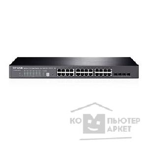 ������� ������������ Tp-link T1700G-28TQ 4-Port Gigabit Stackable Smart Switch