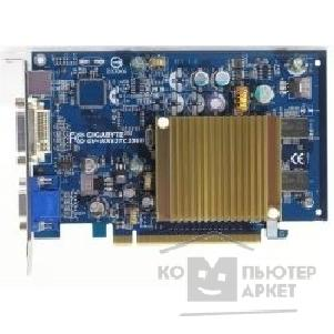 Видеокарта Gigabyte GV-NX62TC256D E , RTL  GF 6200TC, 256Mb DDR, TV-OUT, DVI  PCI-E