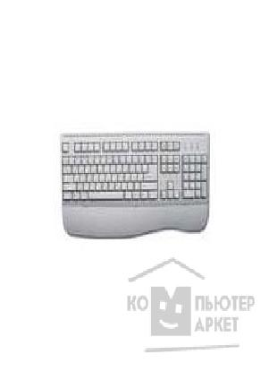 Клавиатура Mitsumi Keyboard  Ergonomic White KFK-EA4SA PS/ 2
