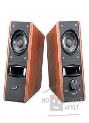 Колонки Genius SP-HF 800PRO, 20W RMS, brown wood