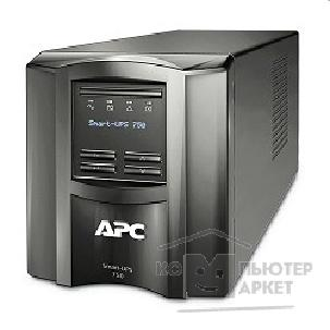 ИБП APC by Schneider Electric APC Smart-UPS 750VA SMT750I