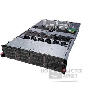 Сервер Lenovo ThinkServer RD640 E5-2670v2 2.5Ghz 10C, 8GB 1x8GB DR 1600MHz DIMM, no HDD up to 16x2.5 , RAID710/ 1GB with CacheVault, DVDRW, i350 DP 1GbE, Premium TMM IPMI , TPM, 1 x800W up to 2