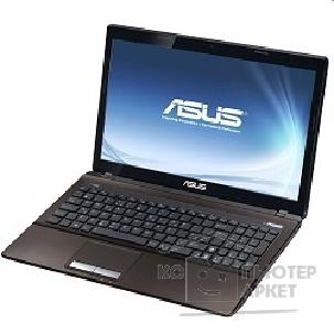 "Ноутбук Asus K53SJ i3 2310M/ 1GB+2GB/ 500/ DVD-Super-Multi DL/ 15.6"" HD/ Nvidia 520 1GB/ Cam/ Wi-Fi/ BT/ W7HB"