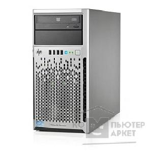 Сервер Hp 674786-421 ML310G8 E3-1220v2 Hot Plug Tower 4U / Xeon4C 3.1GHz 8Mb / 1x2GbUD/ B120i ZM/ RAID0/ 1/ 1+0 / noHDD 4 LFF/ DVD-ROM/ iLOstd w/ o port / 2xGigEth/ 1xRPS460WHE 2up