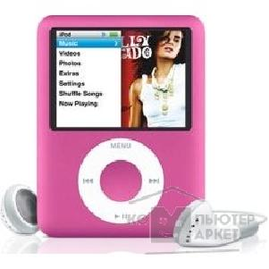 APPLE гаджет MP3 Apple Ipod MB453LL/ A iPod nano 8GB MP3-плеер pink