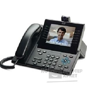 Интернет-телефония Cisco CP-9971-CR-CAM-K9= Телефон  UC Phone 9971, Charcoal, Std Hndst, Camera for Russia