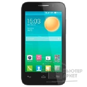 Мобильный телефон Alcatel  POP D3 4035D Black/ Fashion Blue