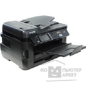 Принтер Epson WorkForce WF-7620DTWF [C11CC97302]