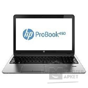 Ноутбук Hp ProBook 450 E9X96EA i5-4200M/ 8Gb/ 750Gb/ DVD±RW/ HD 8750M 2Gb/ WIFI/ BT/ Cam/ Win8