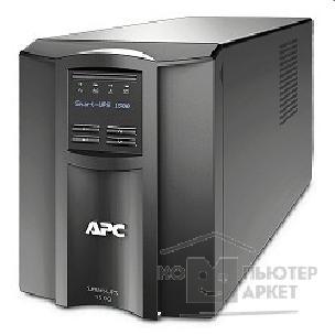 ИБП APC by Schneider Electric APC Smart-UPS 1500VA SMT1500I