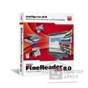����������� ����������� Abbyy AF80-1S1B01-102 FineReader 8.0 Professional Edition