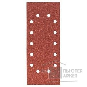 Bosch Bosch 2608605240 10 шлифлистов 115Х280 К60 Best for Wood+Paint 14 отв.