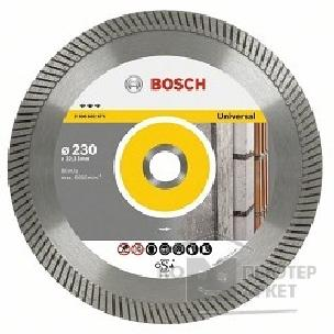 Bosch Bosch 2608602676 Алмазный диск Best for Universal Turbo 300-22,23