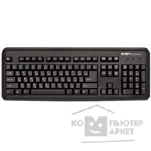 Клавиатура Sven Keyboard  333 Standard black PS/ 2