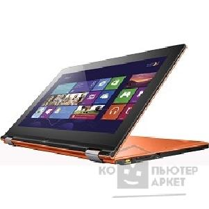 "Ноутбук Lenovo IdeaPad Yoga 2 11 Transformer [59430710] orange 11.6"" FHD TS i5-4202Y/ 4Gb/ 500Gb+16Gb SSD/ noDVD/ WiFi/ BT/ Cam/ W8.1"
