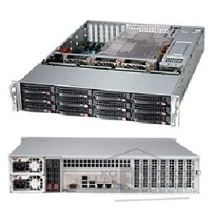 Корпус Supermicro CSE-826BE16-R920LPB