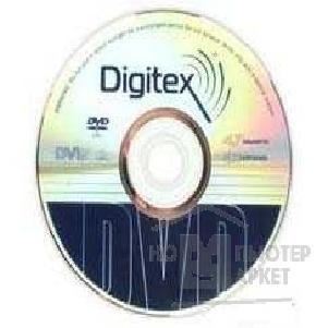���� Digitex DVD+R   4,7Gb 16-� , 50 ��, Cake Box [DVD+R47B16-C50/ C50.D] �����